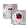 Pro Mold Ball Cube with stand. (Baseball sold separately)