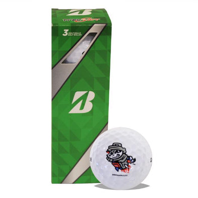 Golf Ball Primary 3 Pak - Bridgestone Treo