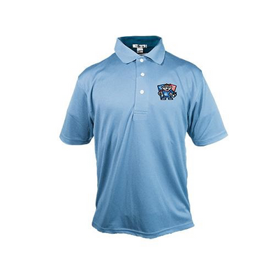 Polo Flag Lt Blue