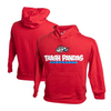 Hoodie Youth Red Home