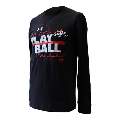 Men's Play Ball Performance Cotton L/S T-shirt