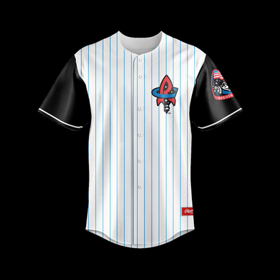 RAWLINGS AUTHENTIC HOME ALTERNATE JERSEY