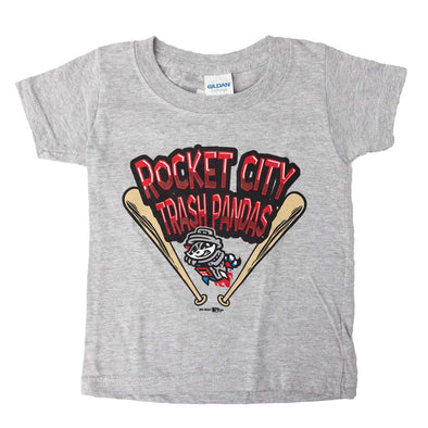 Toddler Grey Primary RCTP T-shirt