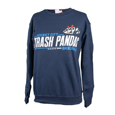 Crewneck Adult Navy Dab Sweatshirt
