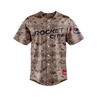 Authentic Player Sunday Camo Jersey