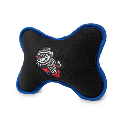Dog Toy Small Black Primary