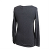 L/S Ladies Home Triblend Grey Tee Shirt