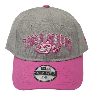 9-20 Grey and Pink Home Kids Cap
