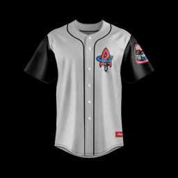 RAWLINGS AUTHENTIC ROAD ALTERNATE JERSEY