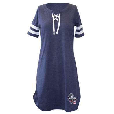 BOXERCRAFT NAVY ALL-STAR DRESS