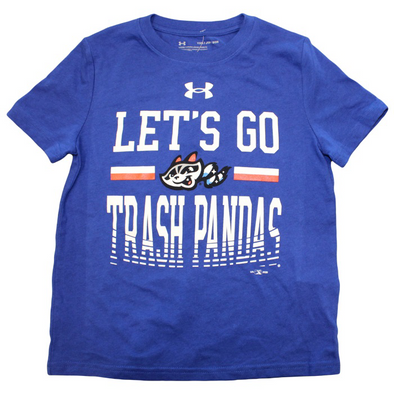 Under Armour Youth Let's Go Performance Tee