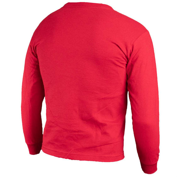 Youth Tar Red L/S T-shirt