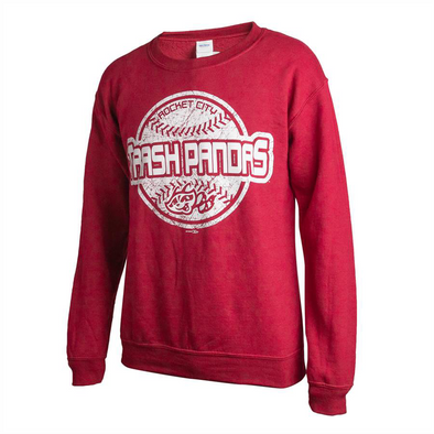 Sheeran Cardinal Sweatshirt