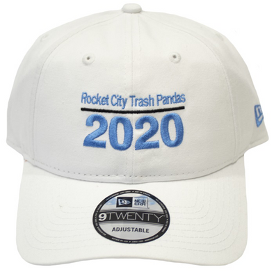 9-20 Adjustable Rocket City Trash Pandas Est. 2020 White Cap