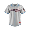 RAWLINGS AUTHENTIC ROAD JERSEY