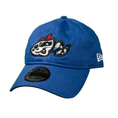 New Era 9-20 Royal Home Adjustable Cap