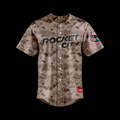 Camo Jersey - Adult