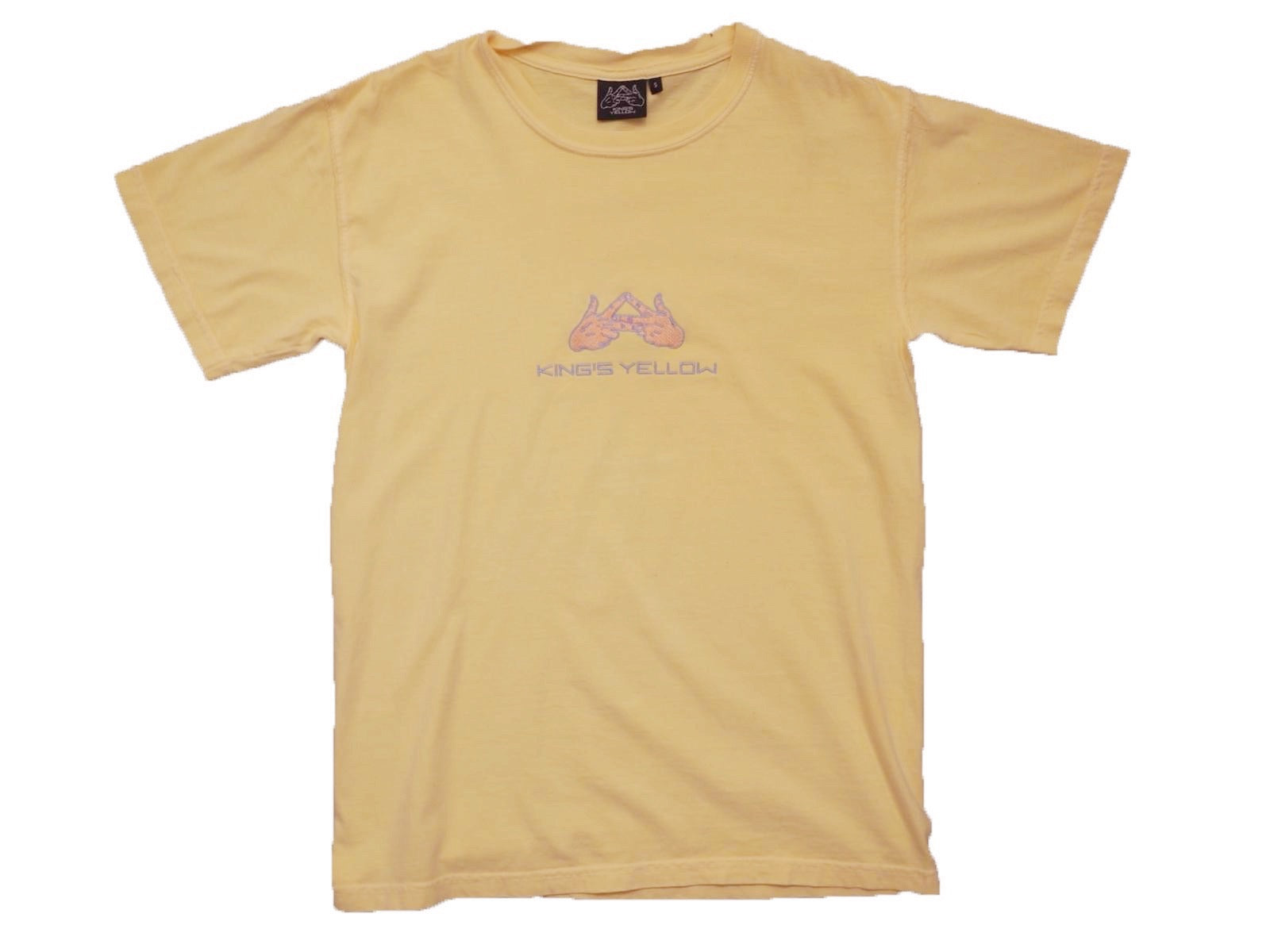 King's Yellow Butter Tee