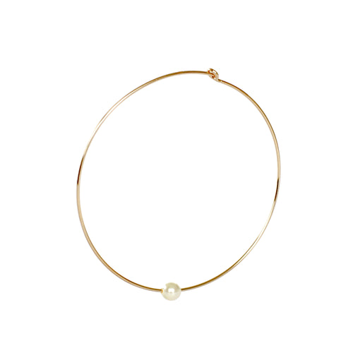 Beverly Hoop Earrings - Gold Filled