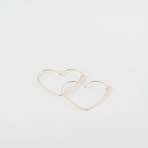 Sweetie Hoop Earrings - 14k Gold Fill