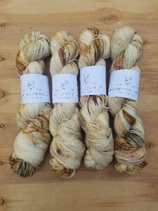 Dyed to Order - Hogsmead - Eighty Twenty - Superwash Merino Nylon - 400 yards