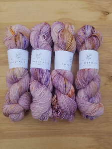Dyed to Order - Weasley Woman - Eighty Twenty - Superwash Merino Nylon - 400 yards