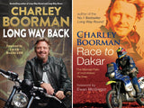 LONG WAY BACK + RACE TO DAKAR + PHOTO - ALL SIGNED
