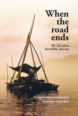 When the road ends [HB] (Sale)