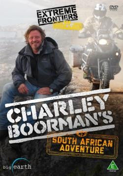 Extreme Frontiers DVD - South Africa REDUCED IN SALE