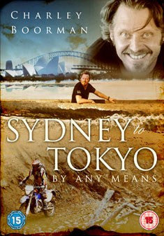 Sydney To Tokyo By Any Means - DVD REDUCED IN SALE