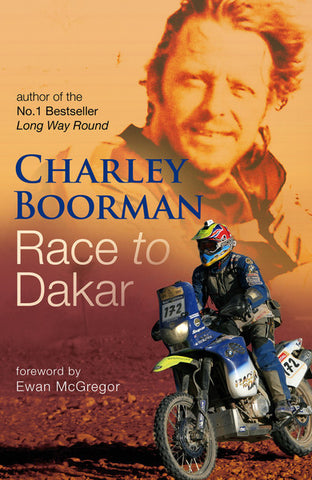 Race to Dakar Book Set x3 - REDUCED IN SALE