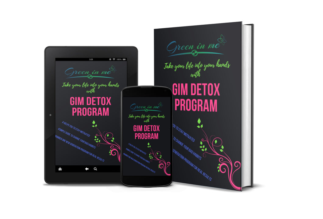 GIM Detox Program Printed Version