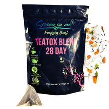 Load image into Gallery viewer, GIM Energizing Boost Teatox Tea