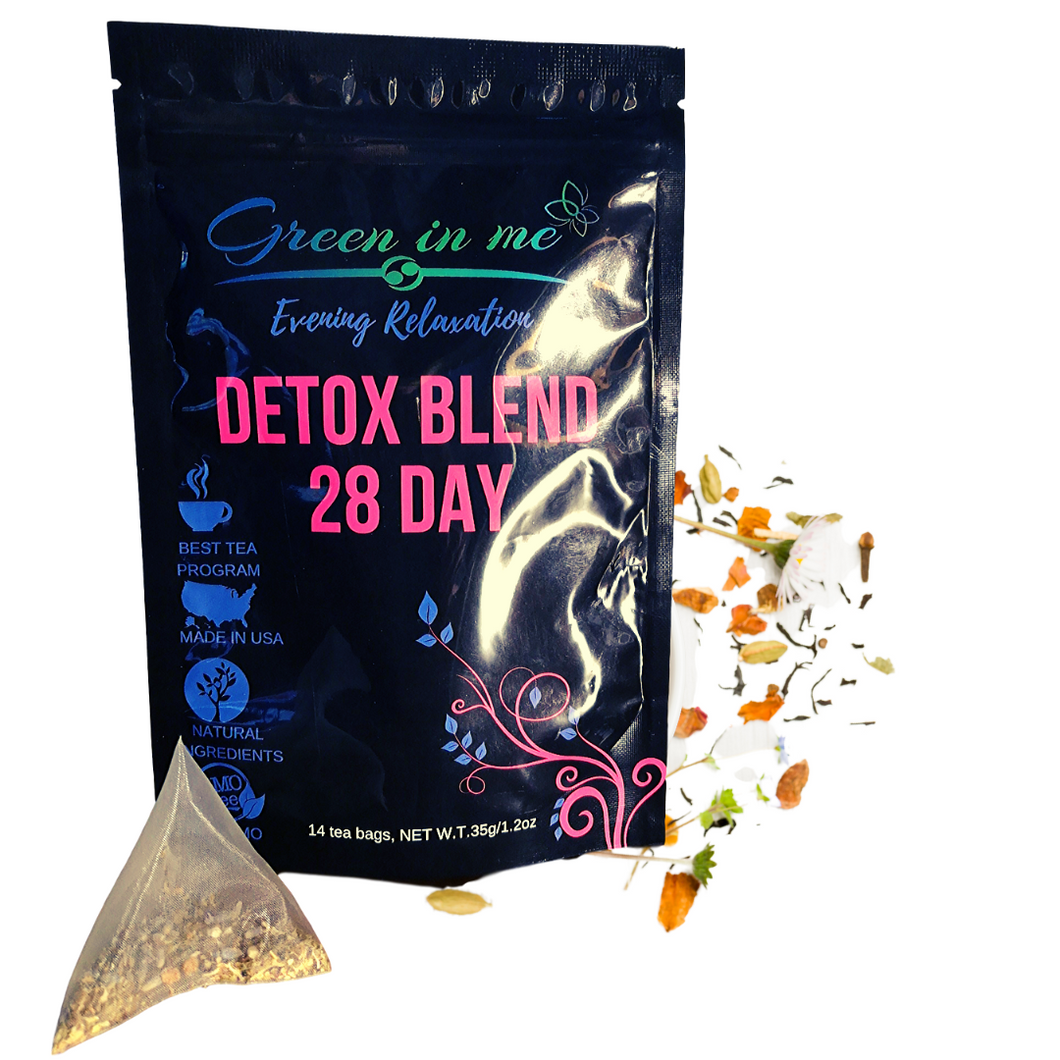GIM Evening Relaxation Detox Tea