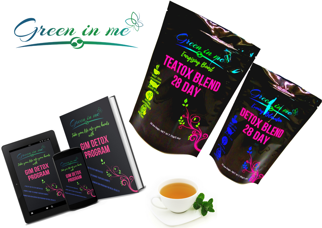 Complete Detox Tea Program