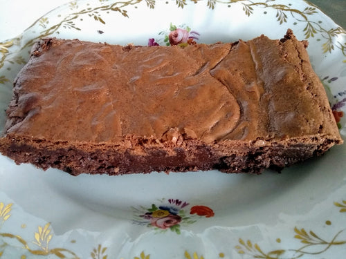 Luxury Handmade Gluten Free Triple Chocolate Brownie