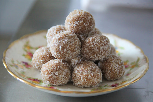 Organic Spicy Cariads - Energy Balls with Organic Welsh Ewe's Milk