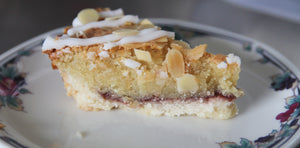 Naturally Gluten and Dairy Free Bakewell Tart