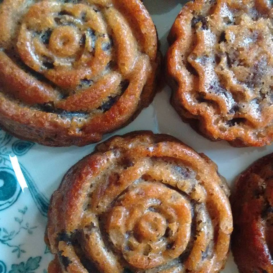 12 Naturally Gluten Free Cariad Rose Bara Brith Cakes