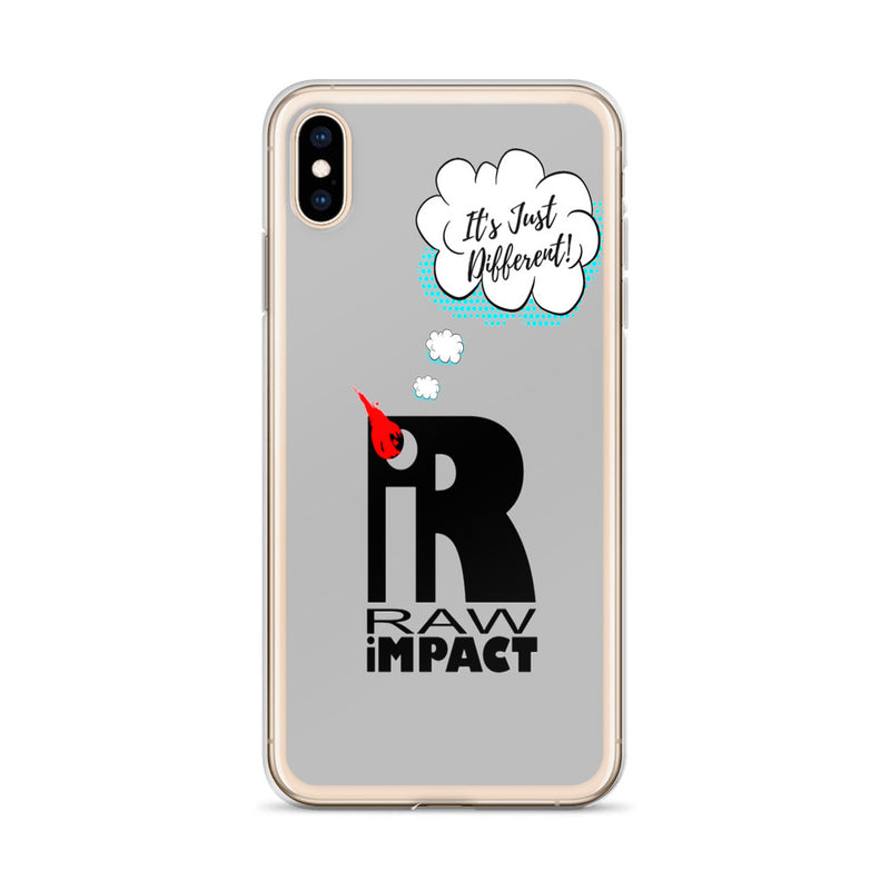 It's Just Different iPhone Case - RAWiMPACT