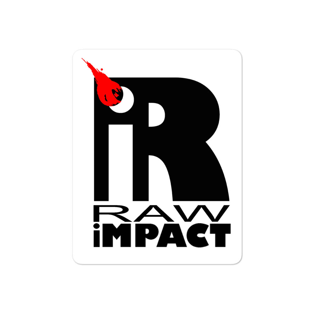 Revolution Sticker - RAWiMPACT