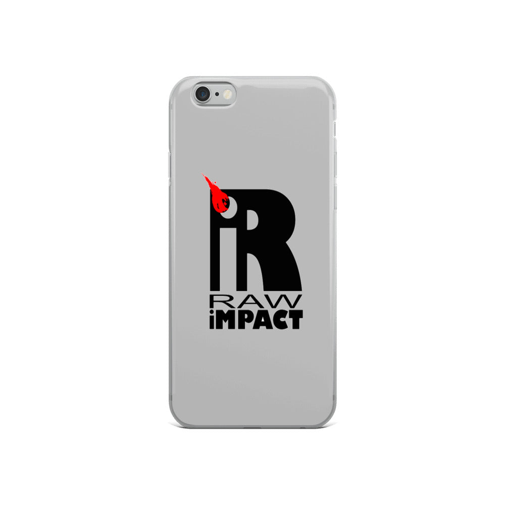 Grey Revolution iPhone Case - RAWiMPACT