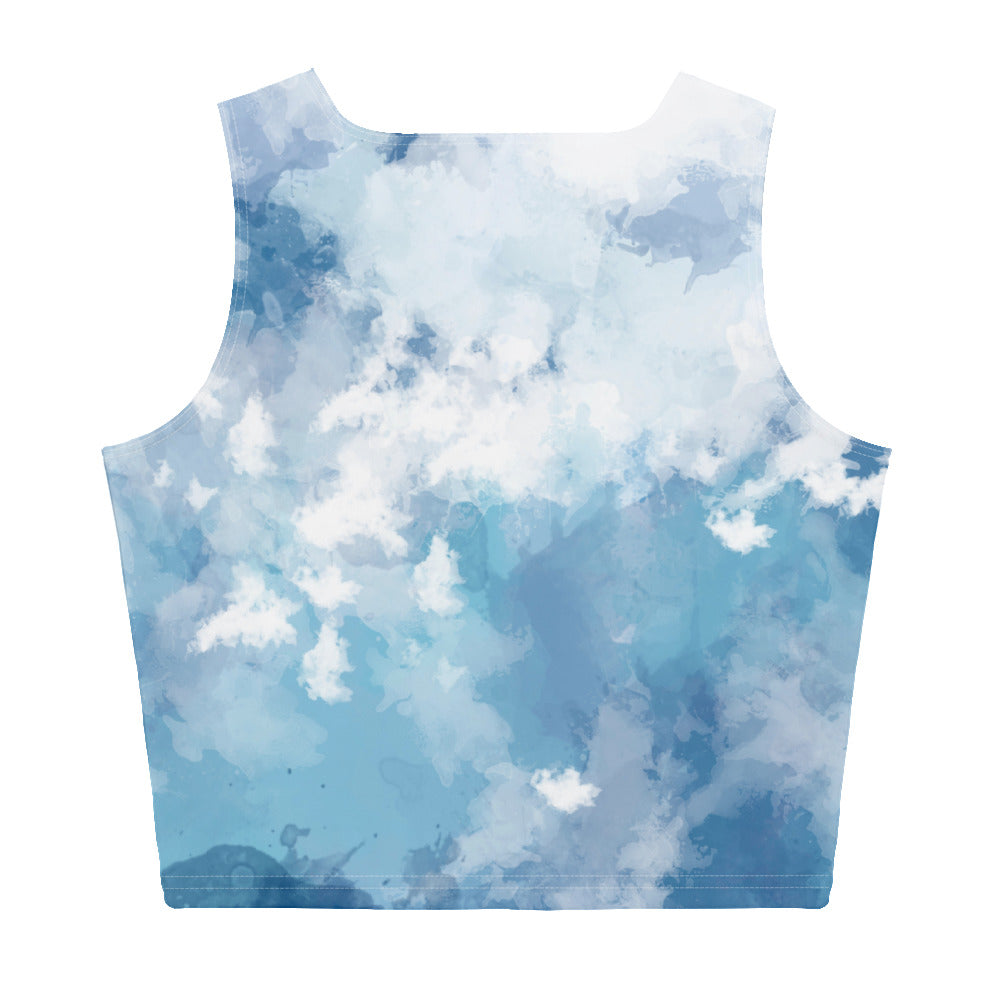Skies The Limit Women's Crop Top