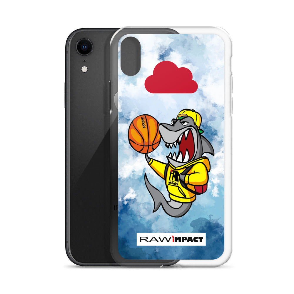 Skies The Limit X Sebastian iPhone Case - RAWiMPACT