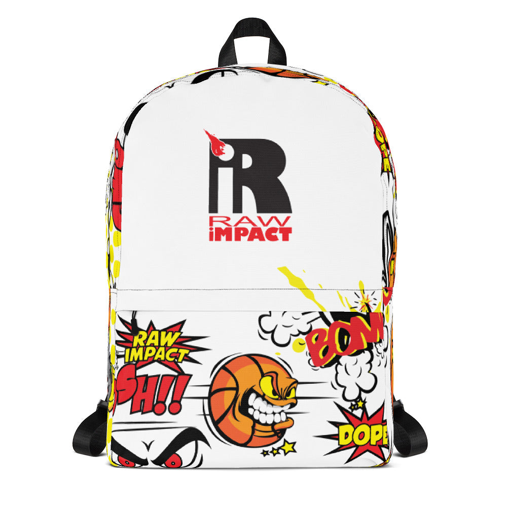 Positive Energy Backpack - RAWiMPACT