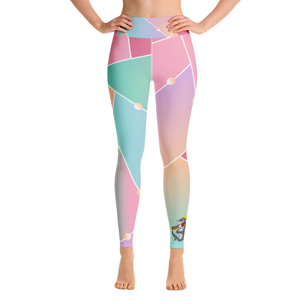 Mirror House Women's Yoga Leggings - RAWiMPACT