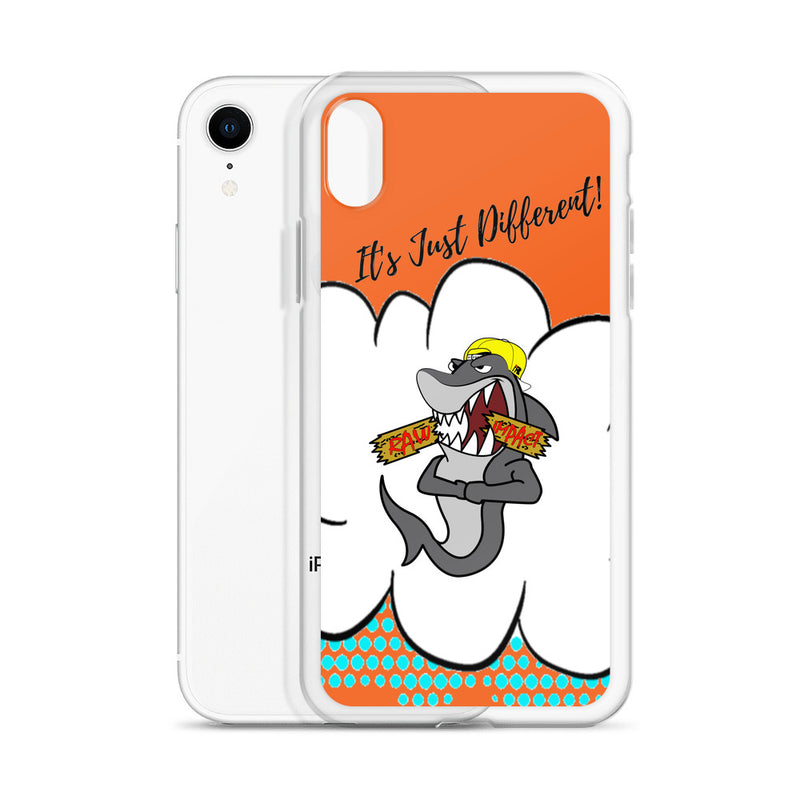 Be Different iPhone Case - RAWiMPACT