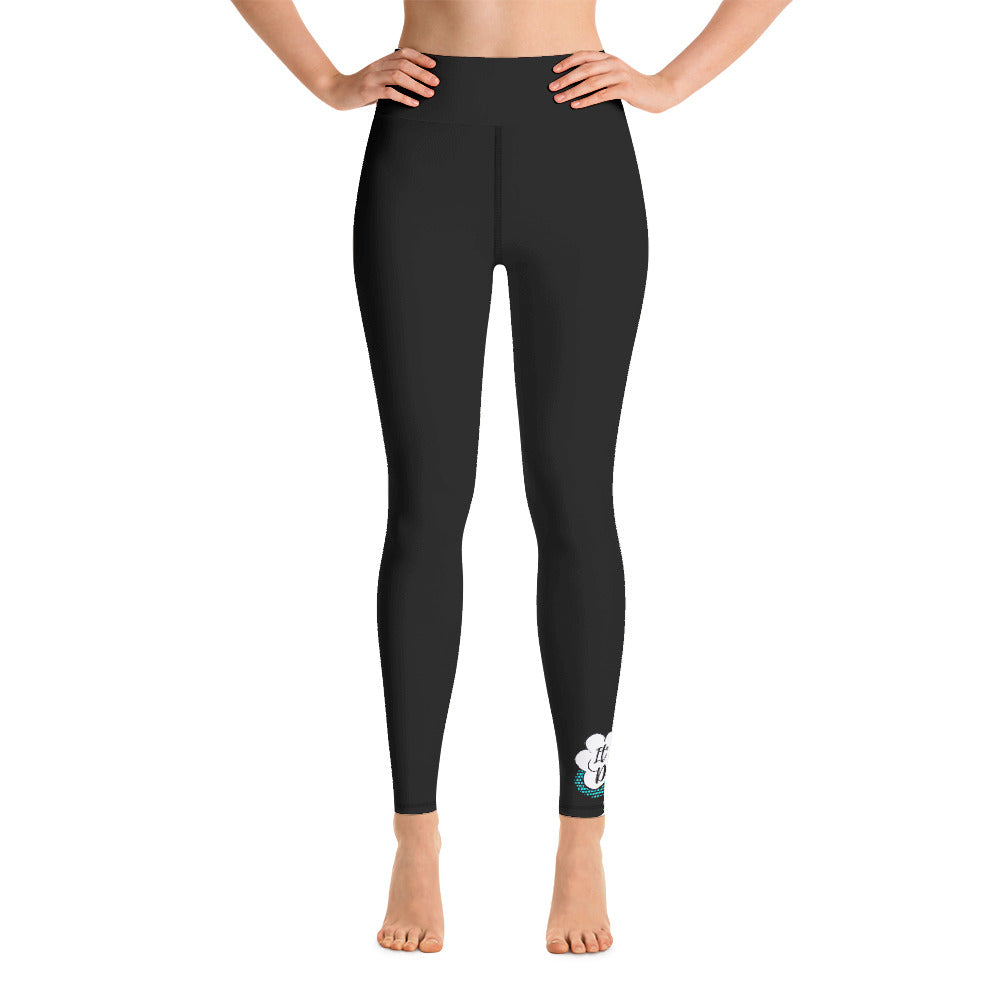 Imagination Yoga Leggings - RAWiMPACT
