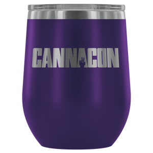 CannaCon Wine Tumbler