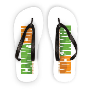 CannaCon Kids Flip Flops